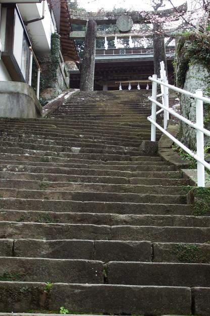 西山神社鳥居