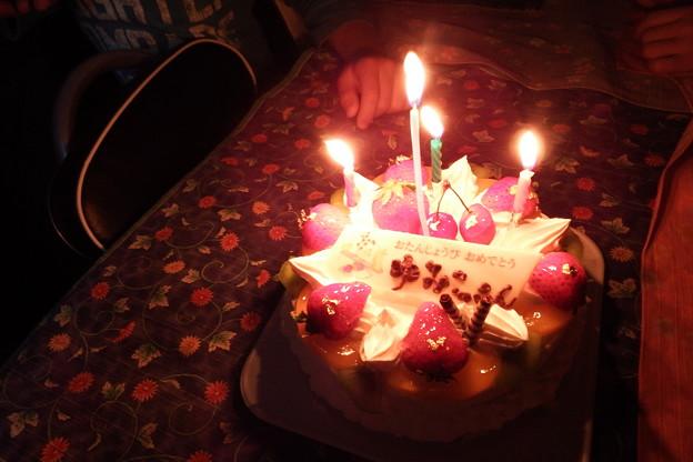 バースデーケーキ 1