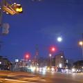 写真: 何時もの交差点