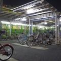 写真: 駐輪場