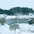 写真: 大雪7