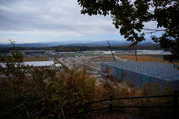 燧(ひうち)山展望台
