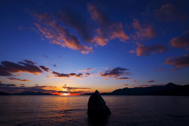 船越の孀婦岩