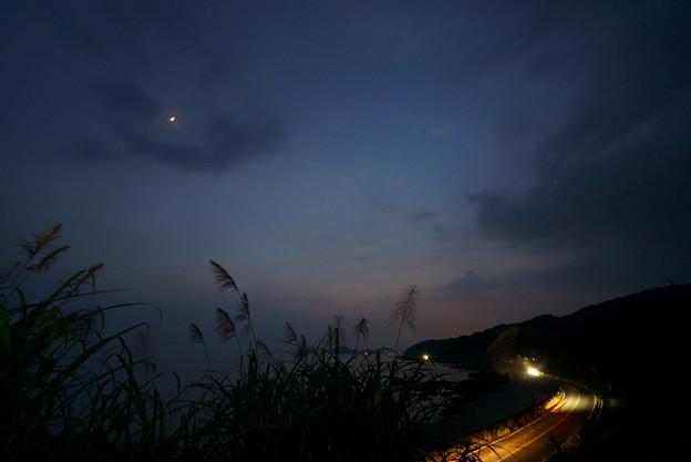 三日月の宵