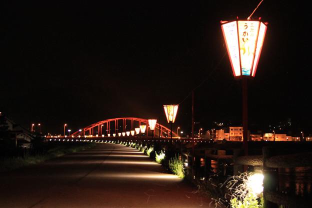 故郷の灯り