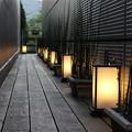 Photos: レストラン入り口