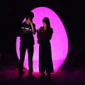 Photos: 二人だけのステージ