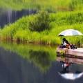 Photos: 釣人