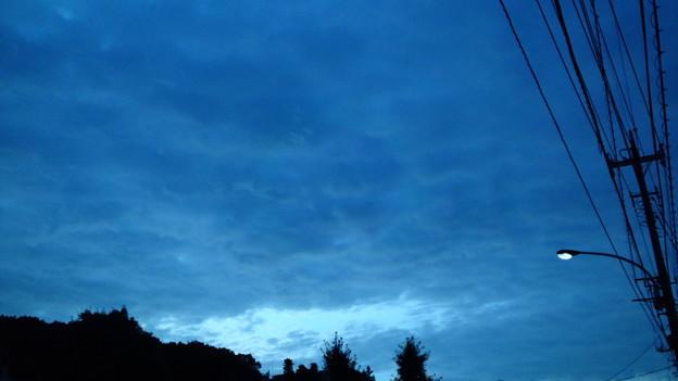 写真: PAP_0009 夜明け前