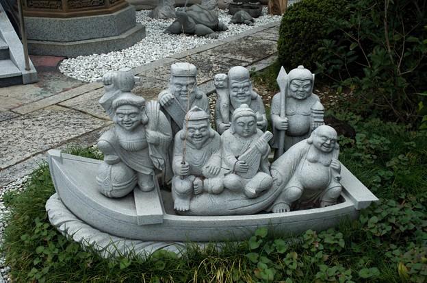 DSC_8876 宝蔵寺の七福神