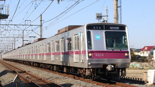 東京メトロ半蔵門線8000系_姫宮