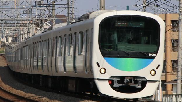 西武30000_Smile Train@西所沢