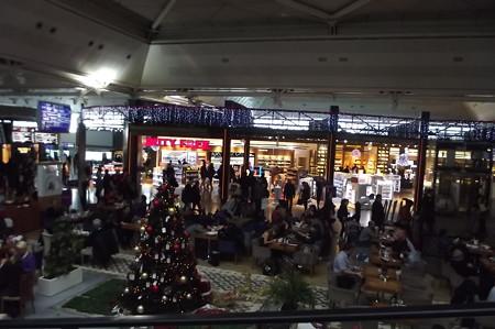 イスタンブール・空港0114