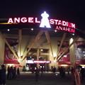 写真: アナハイム・エンゼルスタジアム1009