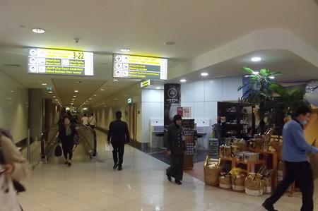 アブダビ空港0415