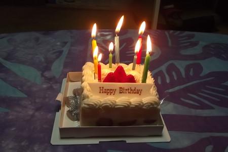 バースデーケーキ0604