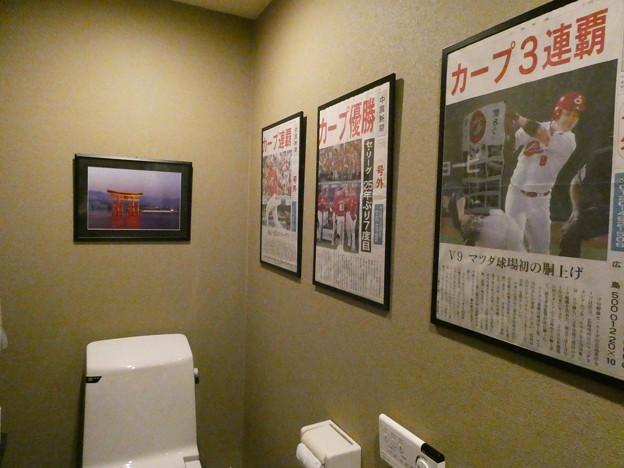 Photos: 広島・カープ鳥0827