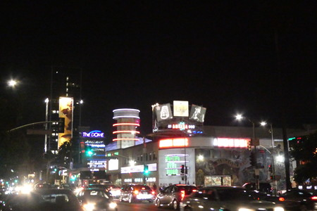ロサンゼルス・ハリウッド0918