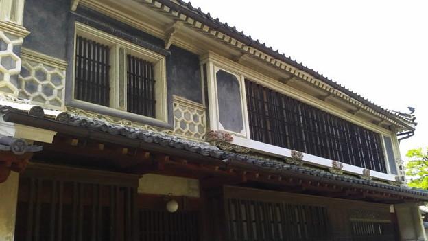 内子町、本芳我家住宅(重要文化財)