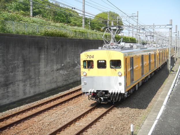 Sotetsu Moya 700 (#704), 相鉄モヤ