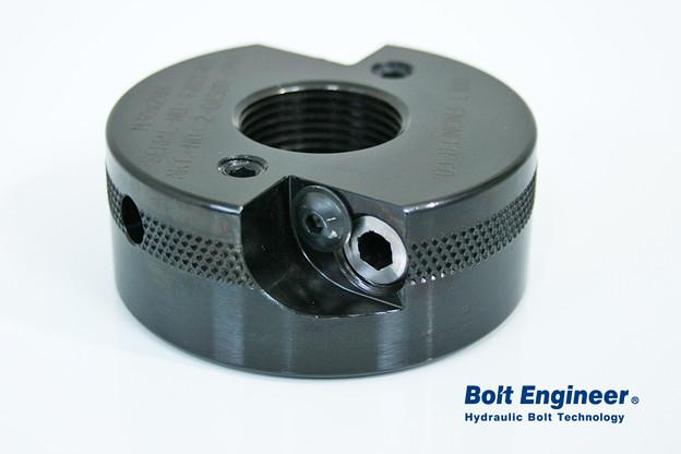 油圧ナット六角棒レンチ型 - ボルトエンジニア(株)