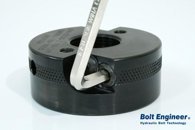 油圧ナット六角棒レンチ型 - ボルトエンジニア