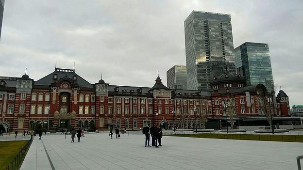 東京駅~モダンとレトロ~(2)