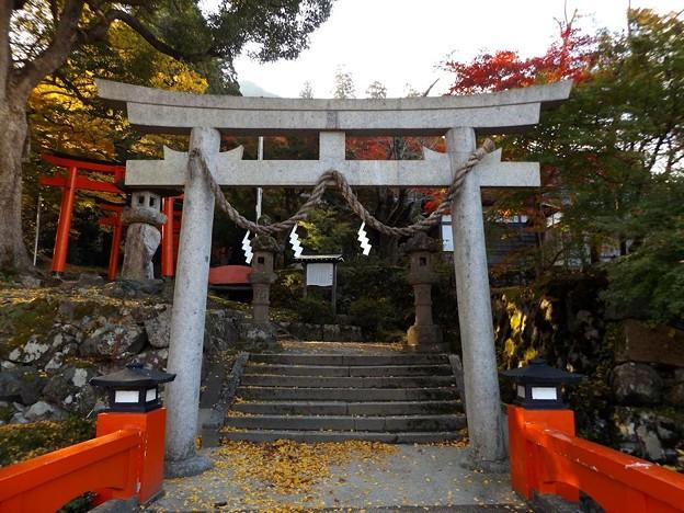 有子山稲荷神社(1)
