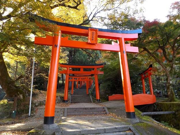 有子山稲荷神社(2)