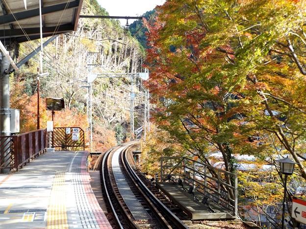 貴船口駅(1)