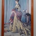 Photos: モネ『ゴーディベール夫人の肖像』