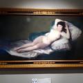 ゴヤ『裸のマハ』