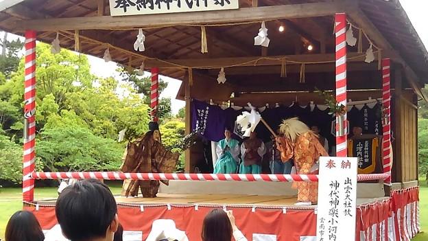 奉納神代神楽(5)