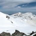 Photos: 立山連峰・雄山より大日岳・奥大日岳を望む
