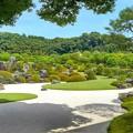 Photos: 枯山水庭(亀鶴の滝)