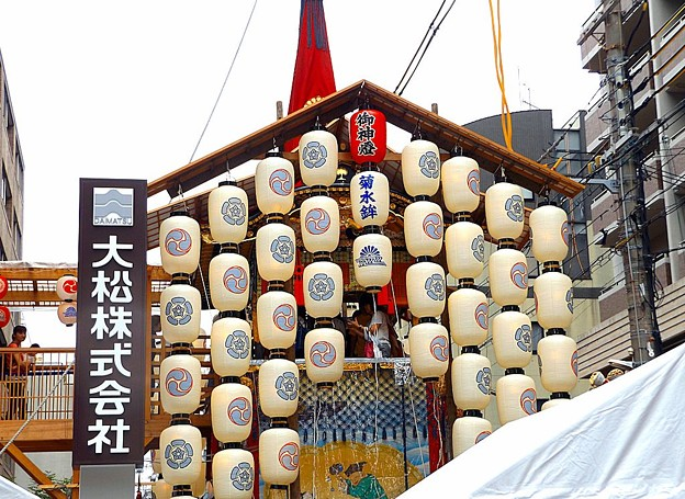 菊水鉾(2)