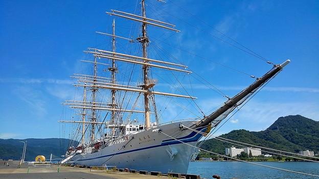 帆船・日本丸(1)