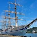Photos: 帆船・日本丸(1)