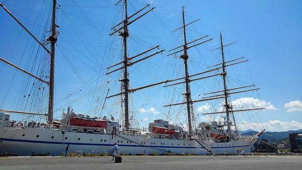 帆船・日本丸(4)