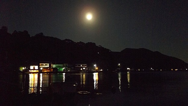 Photos: 令和最初の中秋の名月(1)