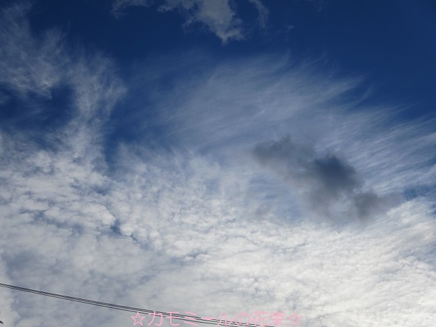 12月の空