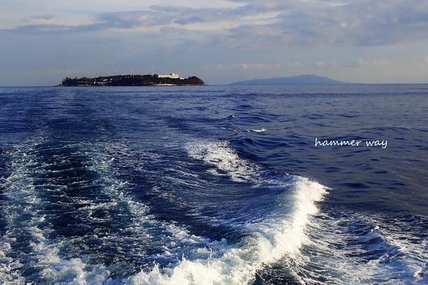 大島と初島