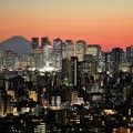 Photos: DSC_6689 (3) 花粉焼けの富士山