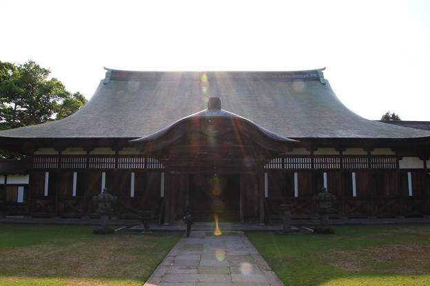 写真: 瑞龍寺 180514 02