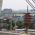 写真: 比美乃江公園から180517 03