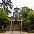 写真: 尾山神社 180518 01