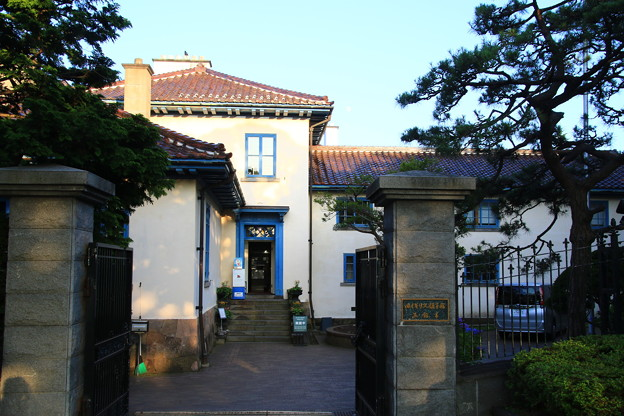 旧イギリス領事館 180724 01