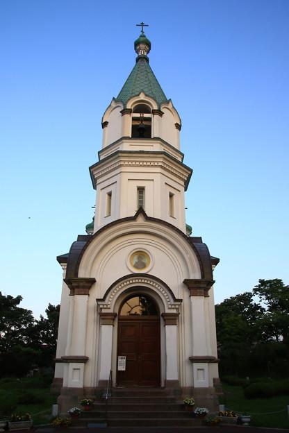 函館ハリストス正教会 180724 02