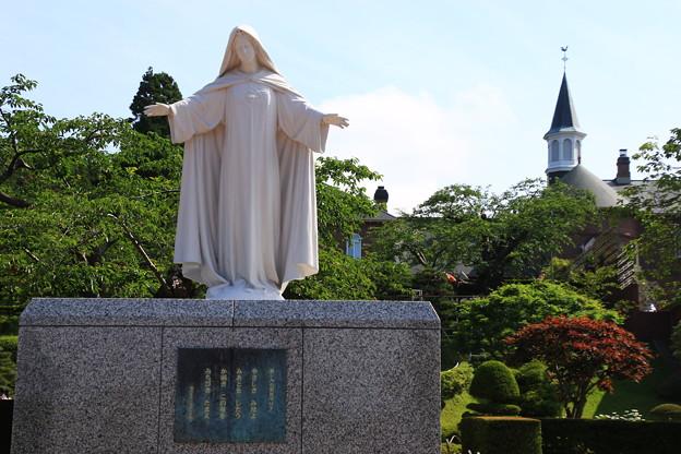 函館 トラピスチヌ修道院 180725 02