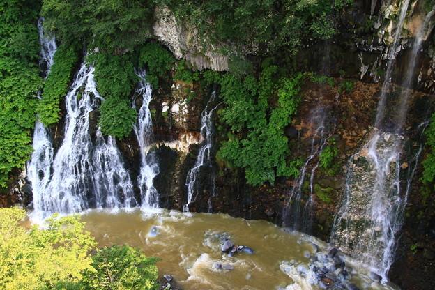 Photos: 白ひげの滝 180727 01